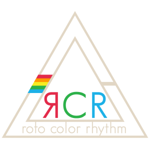Roto Color Rhythm Logo