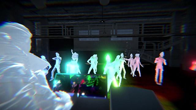 Roto Color Rhythm Live Music Festival Game
